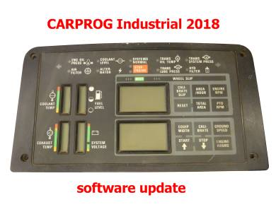 S8.4 - 2018 Industrial equipment hour meter programming software update for CarProg
