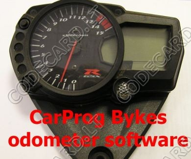 S7.15 - Odometer repair package for motorcycles. bikes, scooters and quads
